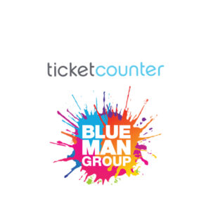 Use your teacher discount to see Blue Man Group